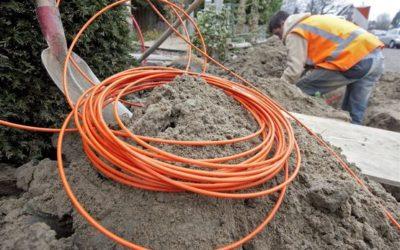 Glasvezel internet voor 't Werkveld