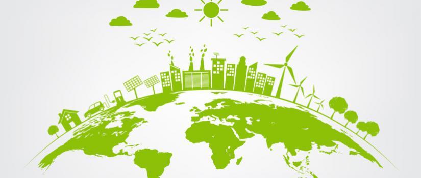 Een energiepositief en CO2 neutraal 't Werkveld